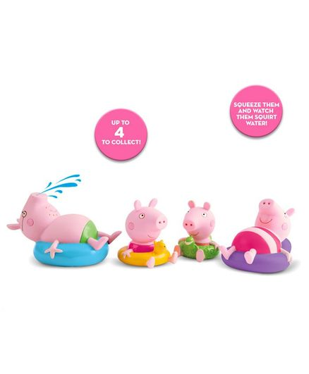 IMC Toys Peppa Pig Bath Toy (Designs May Vary)