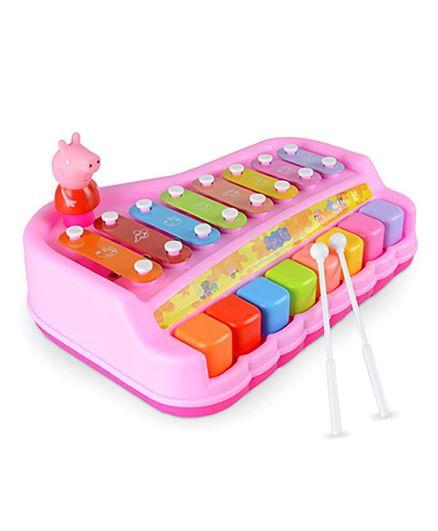 IITL Peppa Pig Xylophone - Pink