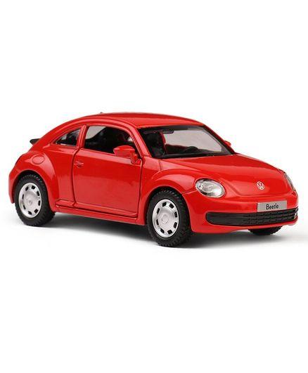 Innovader Die Cast Volkswagen The Beetle Toy Car - Red