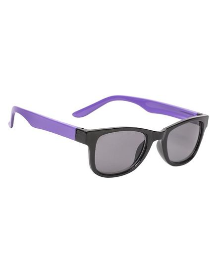 Glucksman Classic Wayfarer Kids Sunglasses - Grey