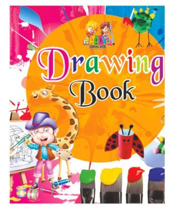 Drawing Book - English