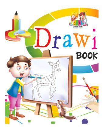 LKG Drawing Book Part B - English