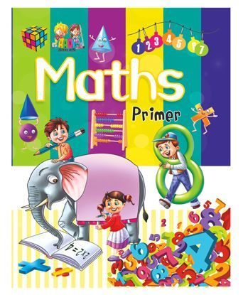 UKG Book Maths Primer - English
