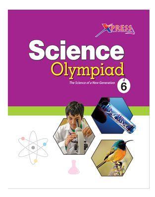 Science Olympiad 6 Book - English