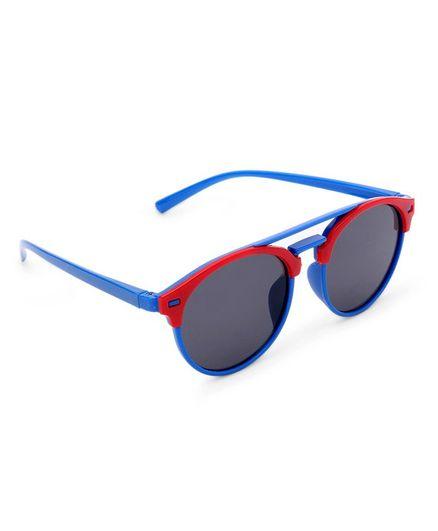 Babyhug Kids Sunglasses - Red Blue