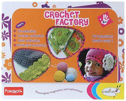 Funskool - Crochet Factory