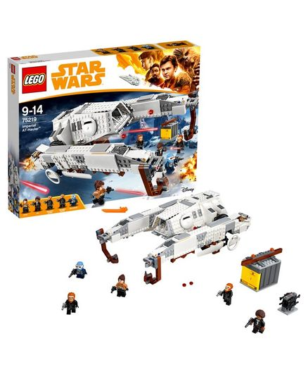 Lego Star Wars Imperial AT-Hauler Lego Set - Multicolour