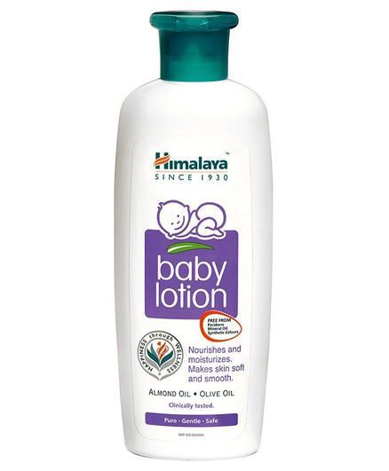 Himalaya Baby Lotion, 100 ML
