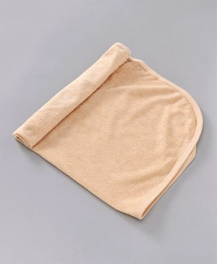 Simply Hand & Face Towel - Cream