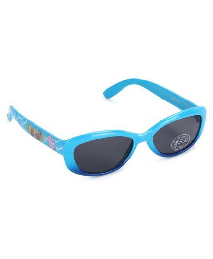 George Pig Wayfarer Sunglasses Dino Print - Blue