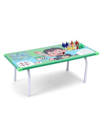 Ben 10 Multipurpose Table - Green