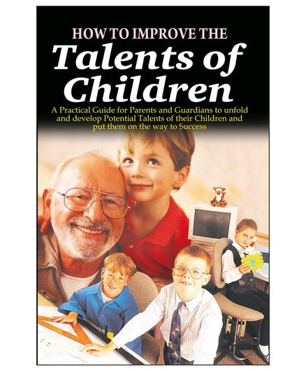 How To Improve The Talents of Children Book - English