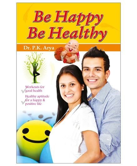 Be Happy Be Healthy Book - English