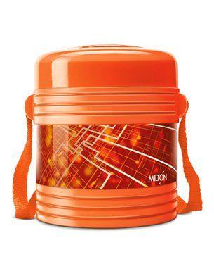 Milton Insulated Lunch Box Orange - 200 ml