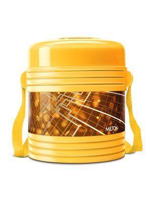 Milton Insulated Lunch Box Yellow - 200 ml