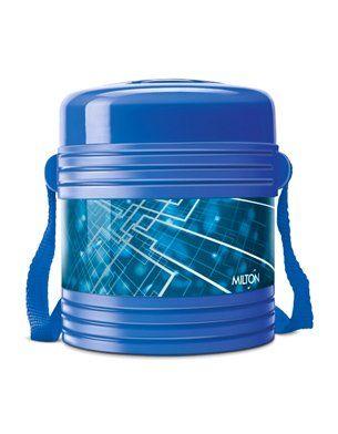 Milton Insulated Lunch Box Blue - 200 ml