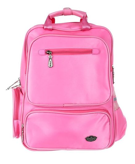SMJM Laptop Bag Pink - 15 inches