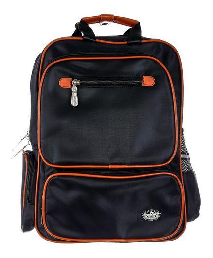 SMJM Laptop Bag Black - 15 inches