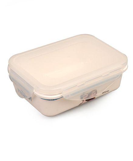 Disney Frozen Printed Lunch Box - Cream