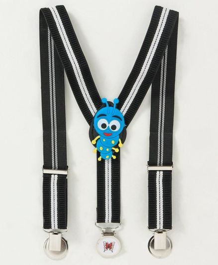 Babyhug Y Shape Suspenders - Two Coloured