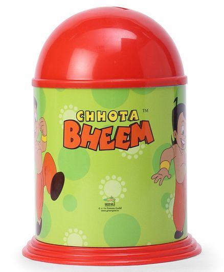 Chhota Bheem Coin Bank - Blue White