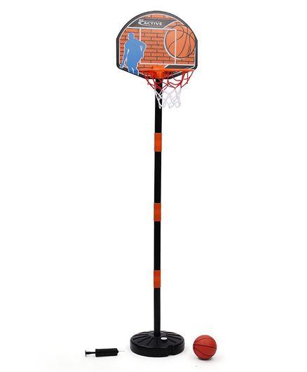 Simba Basketball Play Set - Brown