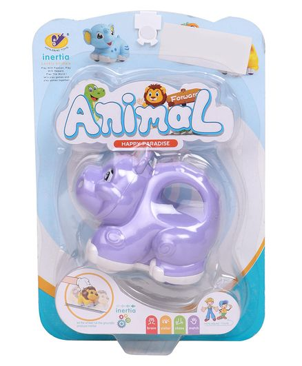 c2300614d5 Baby Animal Friction Toy Purple Online India