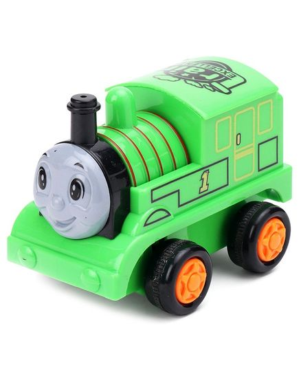 Dr. Toy Friction Toy Train - Green