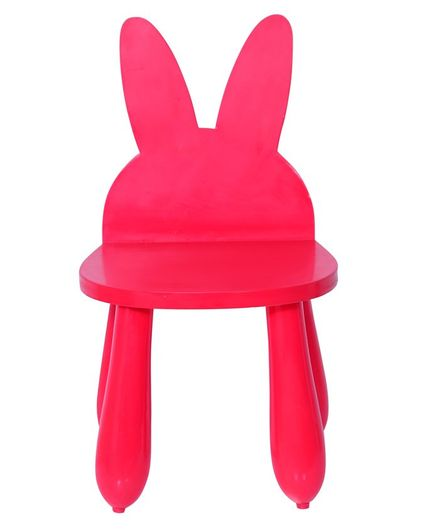 Spaces by Sonam Rabbit Chair - Pink