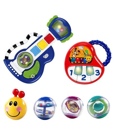 Baby Einstein Music Gift Set - Pack of 6