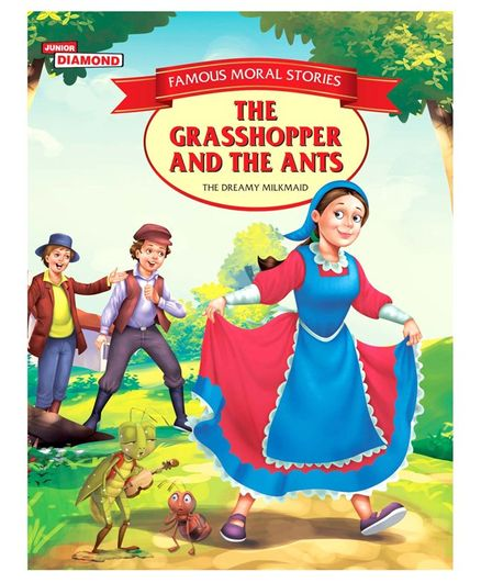 The Grasshopper & The Ants - English