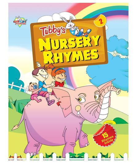Tubbys Nursery Rhymes - English