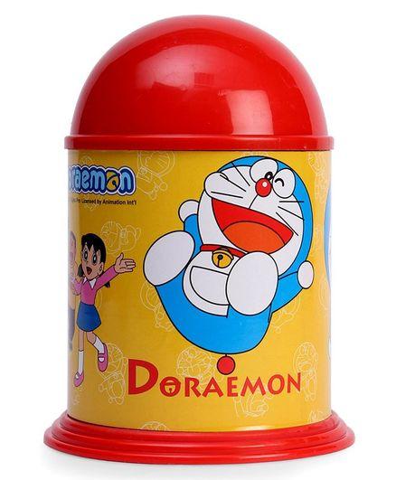 Doraemon Coin Bank - Red