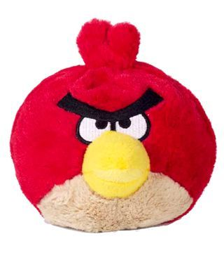 Angry Birds Soft Toy Red - Height 20 cm