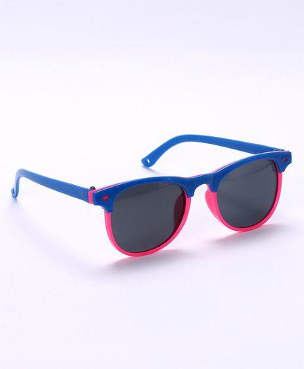 Babyhug Sunglasses - Blue & Pink