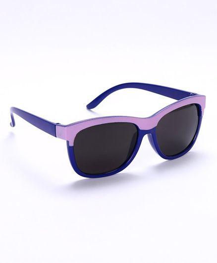 Babyhug Sunglasses - Blue & Purple
