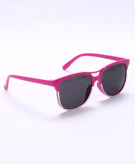 Babyhug Sunglasses - Dark Pink
