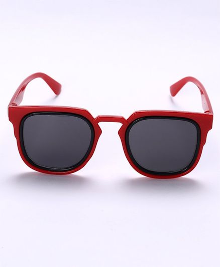 48632db4345 Babyhug Sunglasses Red for Both (3-12 Years) Online in India