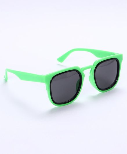 Babyhug Sunglasses Green for Both (3-12 Years) Online in India 280e00d78f