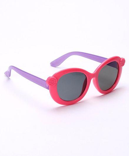 Babyhug Sunglasses - Pink & Purple