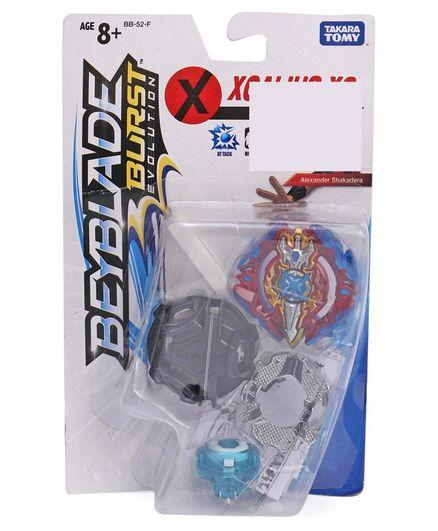 Takara Tommy Beyblade Burst Evolution Surge Xcalius - Blue Black