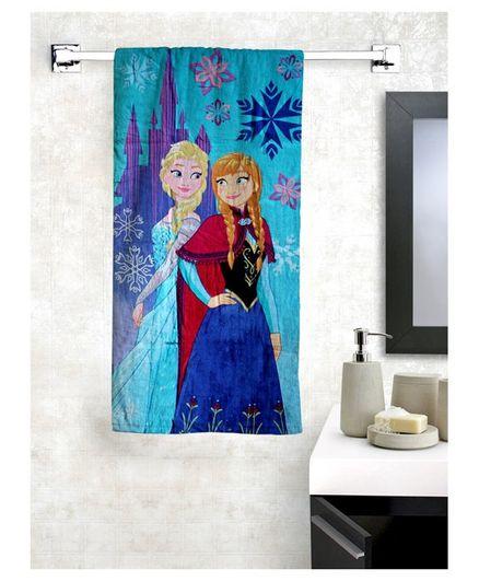 Athom Trendz Disney Frozen Bath Towel