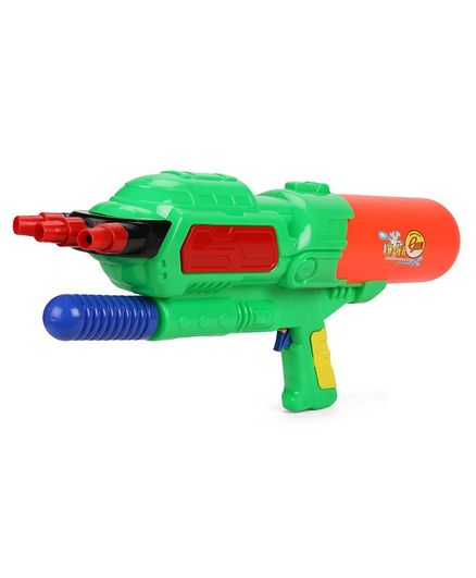 Karma Triple Nozzle Water Squirter Gun (Colours May Vary)