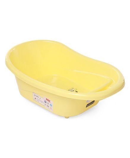 Babyhug Baby Bath Tub - Yellow