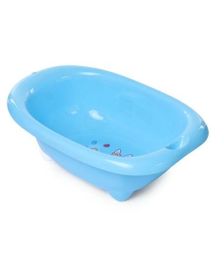 Babyhug Baby Bath Tub - Blue