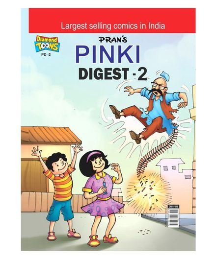 Pinki Digest Book Part 2 - English