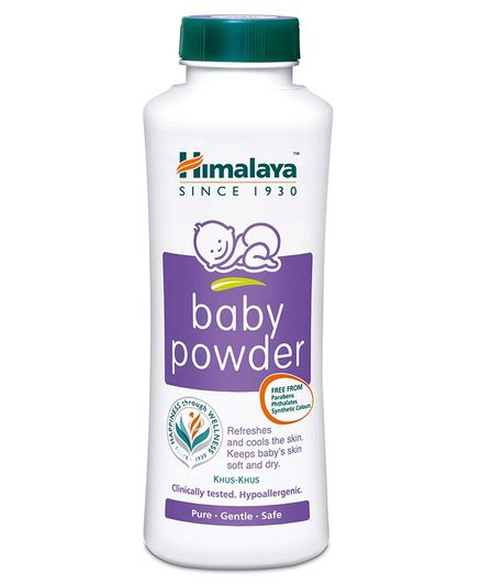 Himalaya Herbal Baby Powder, 50 gm