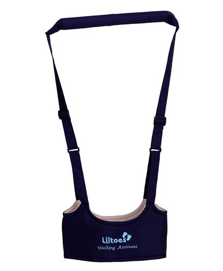 Liltoes Baby Walking Assistant Belt - Blue
