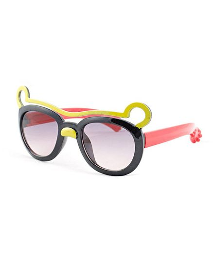 Kidofash Ears Theme Sunglasses - Black