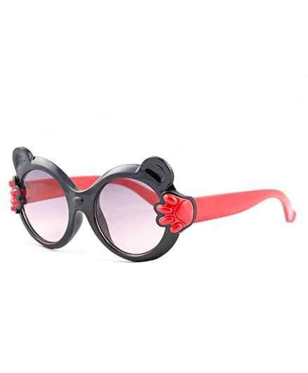 Kidofash Paws Theme Sunglasses  - Black